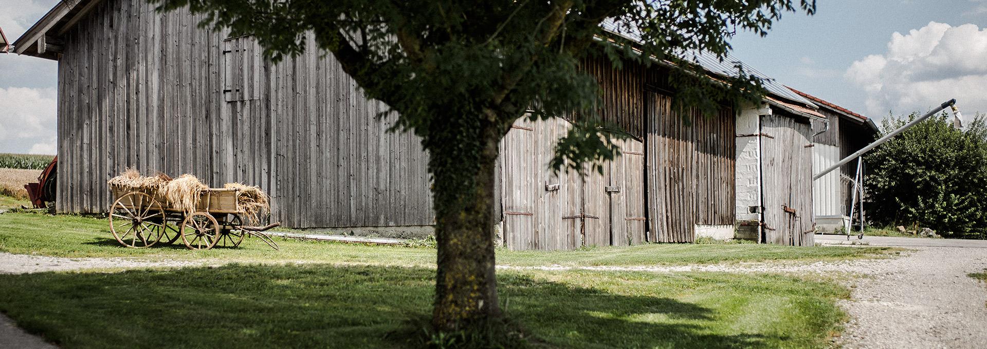 Hofbauernhof-Schemmer-Innenhof