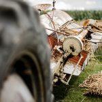Hofbauernhof-Schemmer-Traktor