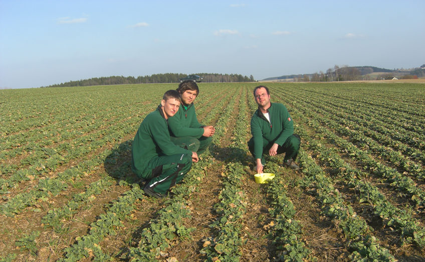 Ausbildung Landwirt