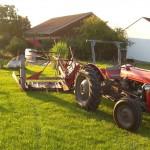 Alter Traktor Schemmer